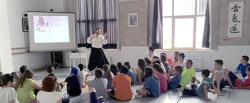 charla-aikido-colegio